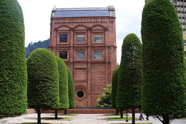 Parque central Bavaria, Centro Internacional, Bogotá D.C.