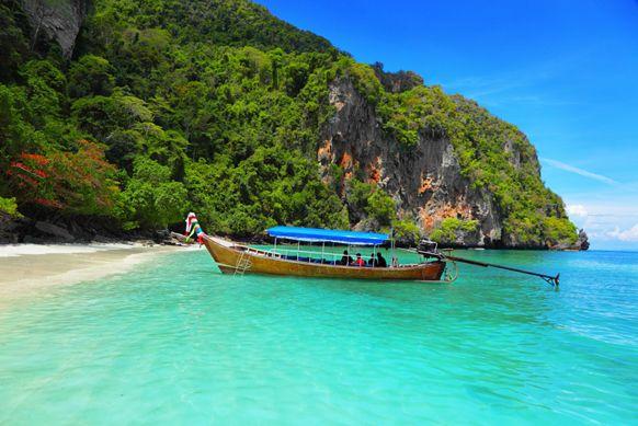 Les îles Phi Phi Thailande