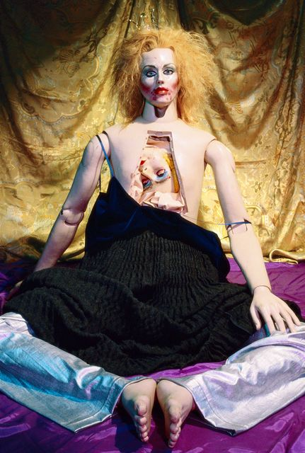 Cindy Sherman, Untitled (1994), via Artsy