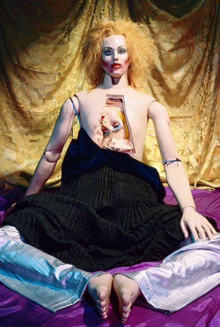 Cindy Sherman, Untitled (1994), via Artsy