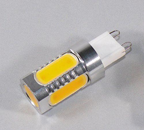 http://ift.tt/1ZihqW8 G9 COB LED Leuchtmittel 5 Watt  2.800 Kelvin  Warmweiss 360 Lumen (ersetzt 40 Watt Halogen) @best Price Incococ#