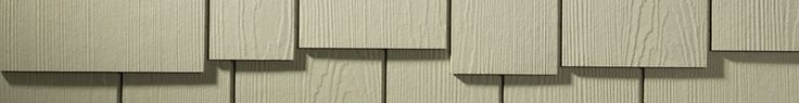 Fiber Cement Siding Shingles- HardieShingle