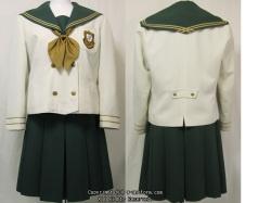 大阪国際大和田中学校の制服 japanese uniform, kawaii