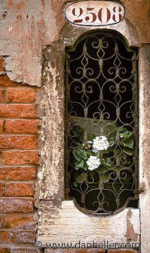 Lovely window in Venice