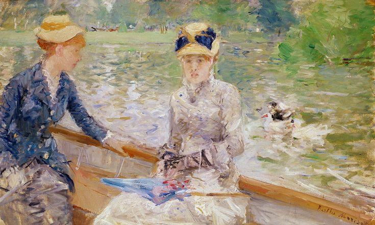 Berthe Morisot, Jour d'été (1879)