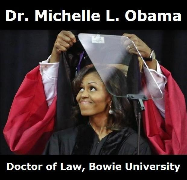 Michelle obama phd dissertation