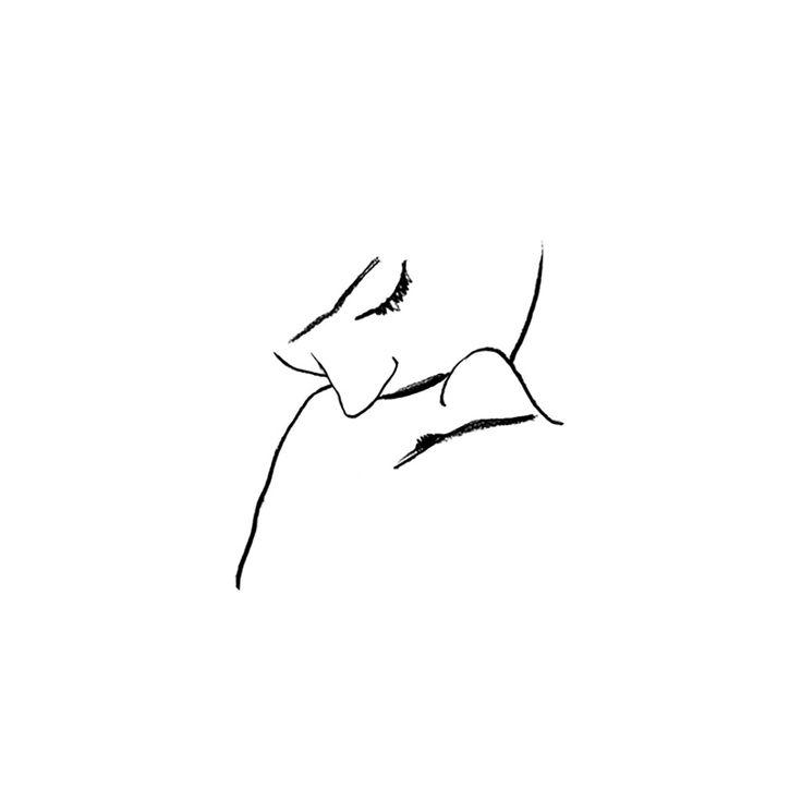Kiss 6 (Relationship Drawings)