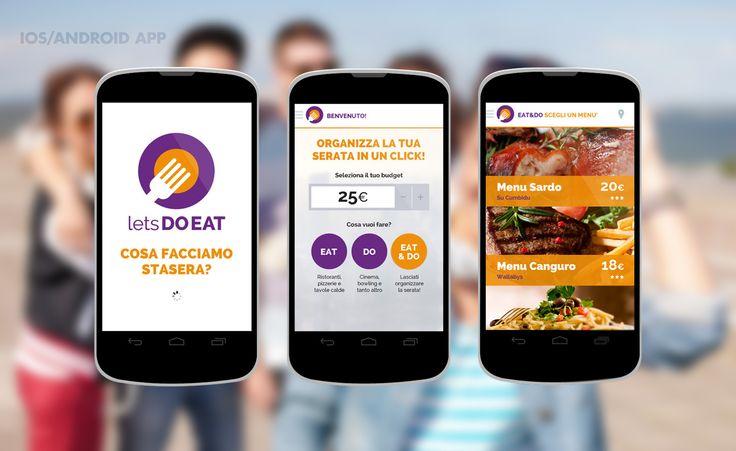 Corporate identity + UI/UX website design + app design