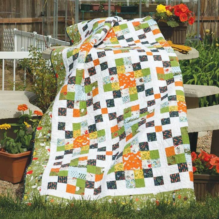 19 best Full Size Quilt Patterns images on Pinterest Amish quilts, Autumn colours and Band of