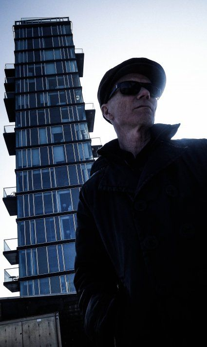 Industrial Noise, Punk Rock and Big Irish Families! An Interview with David Virgin!