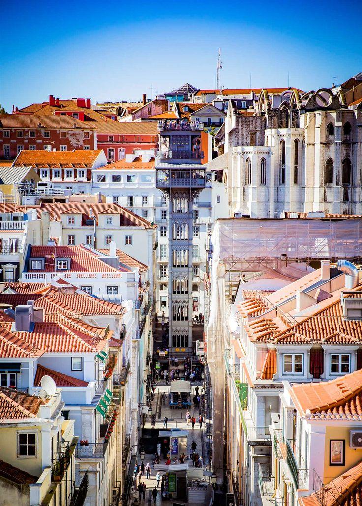 Elevador de Santa Justa in Lisbon is getting new entrance and new museum DN -  jornal diário online. Todas as notícias sobre a actualidade nacional, internacional, economia, desporto, artes, sociedade, última