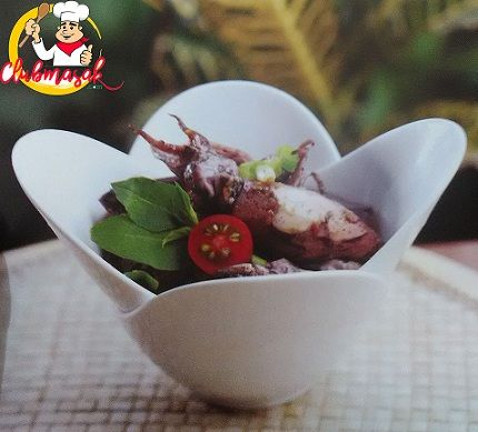 Resep Woku Cumi, Resep Masakan Serba Tumis, Club Masak