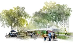 Green North Bank | New London Landscape, Yue Rao, Chuanwen Yu