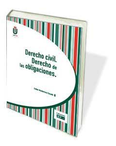 Libro UDIMA: Derecho civil. Derecho de las obligaciones http://www.cef.es/libros/derecho_civil_derecho_obligaciones.html