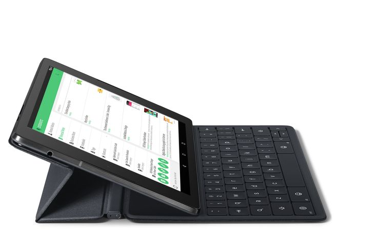 One of the more interesting accessories for the new HTC Nexus 9 tablet is the Keyboard Folio. This is a case and keyboard combination that attaches to the