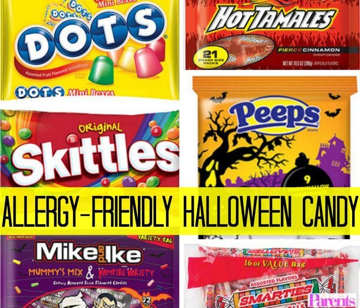 Allergy-Friendly Halloween Candy Guide