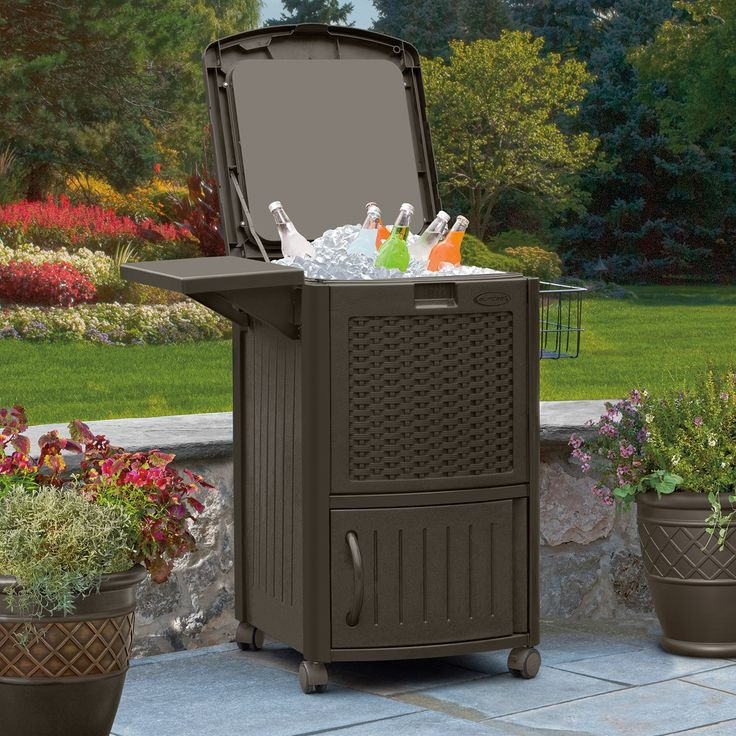 Coolers and Ice Chests are Perfect For Your Summer. Find the absolute best outdoor patio coolers, ice chests, and more for your next backyard BBQ or for a relaxing day outdoors.