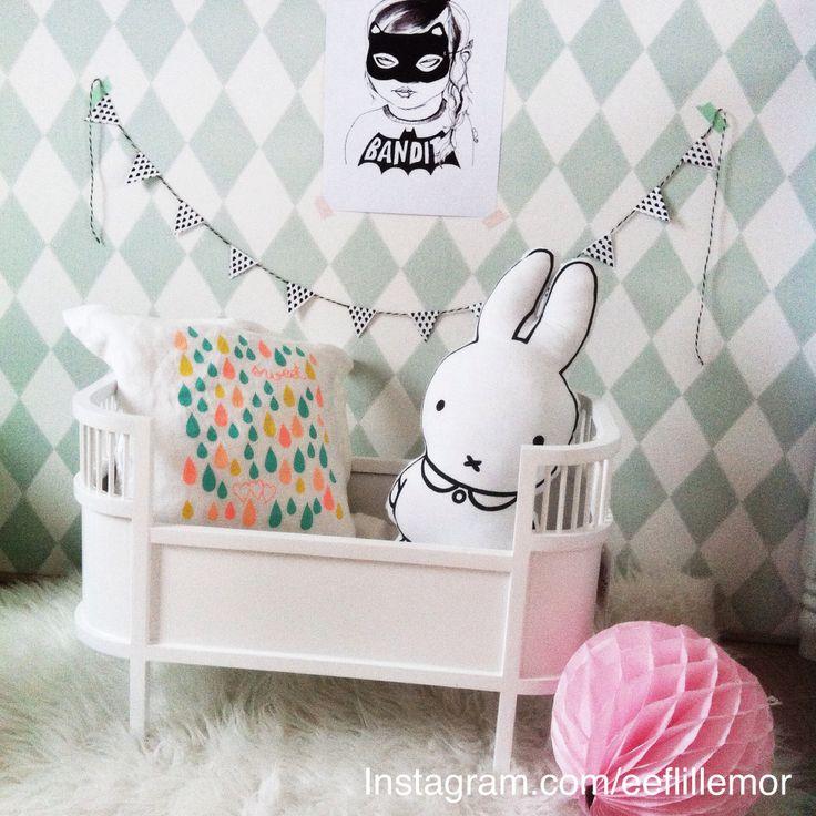 Smallstuff doll bed, fermliving, miffy Kidsroom  + KIDS