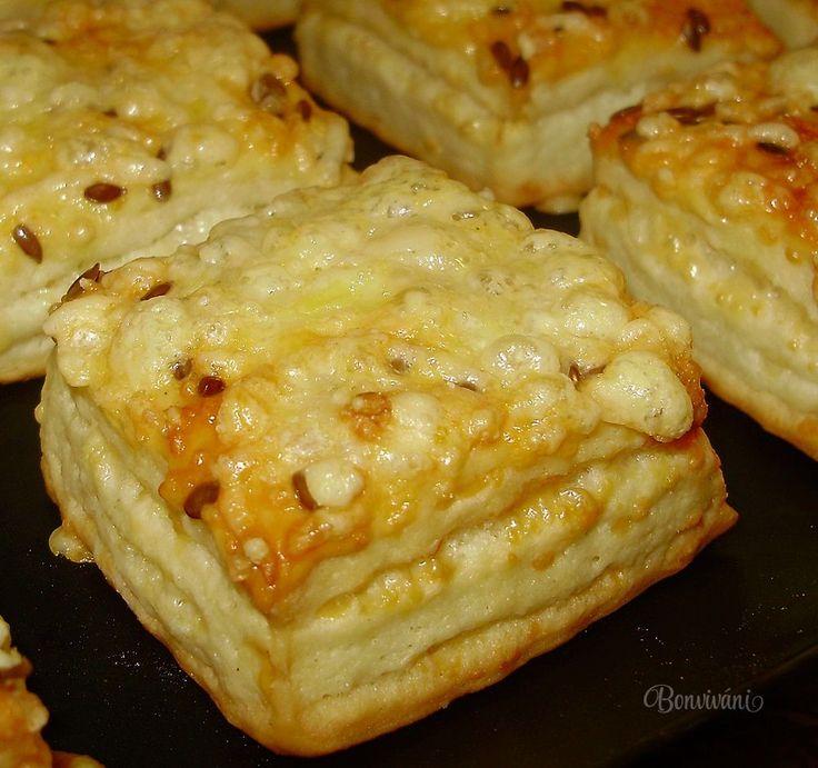 Syrové pagáče • recept • bonvivani.sk