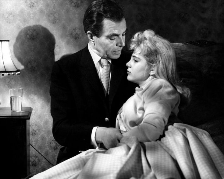 Lolita - Sue Lyon - James Mason