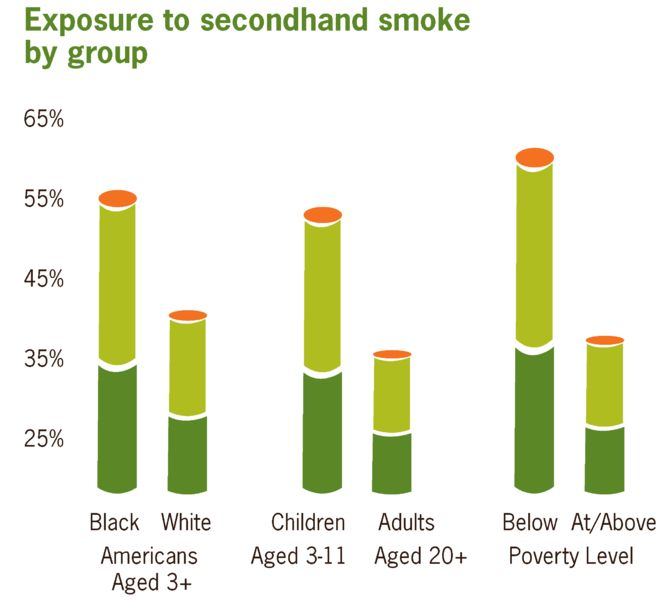 Because second hand smoke harms them too...