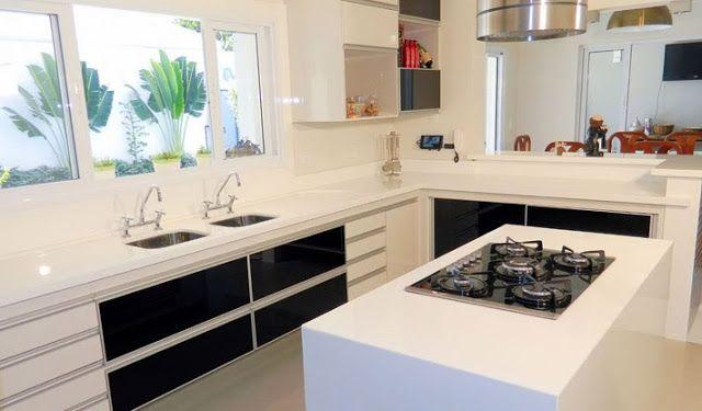 Qual escolher ?     Na hora de fazer a cozinha sob medida ou comprar modulada ou…