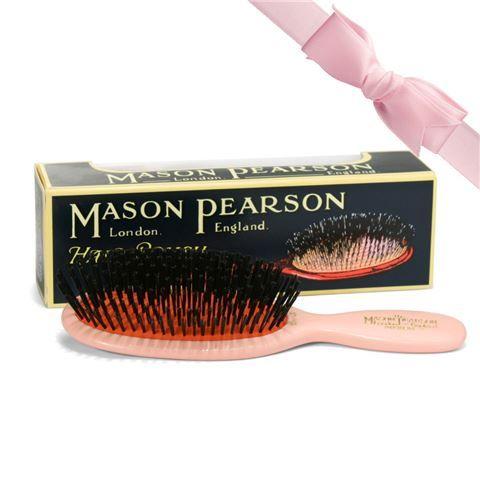 Mason Pearson - Pink Child's Bristle Brush