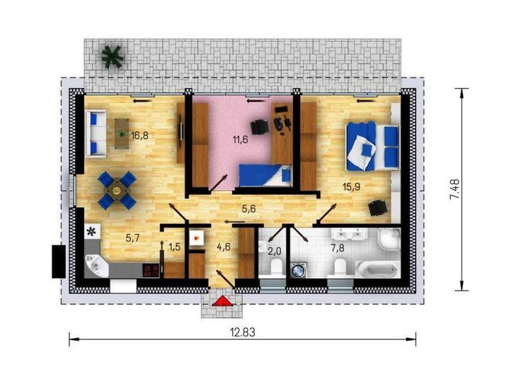 GS PASIV 12 | Pasivní domy | Dřevostavby Bidlo - pasivní domy Praha