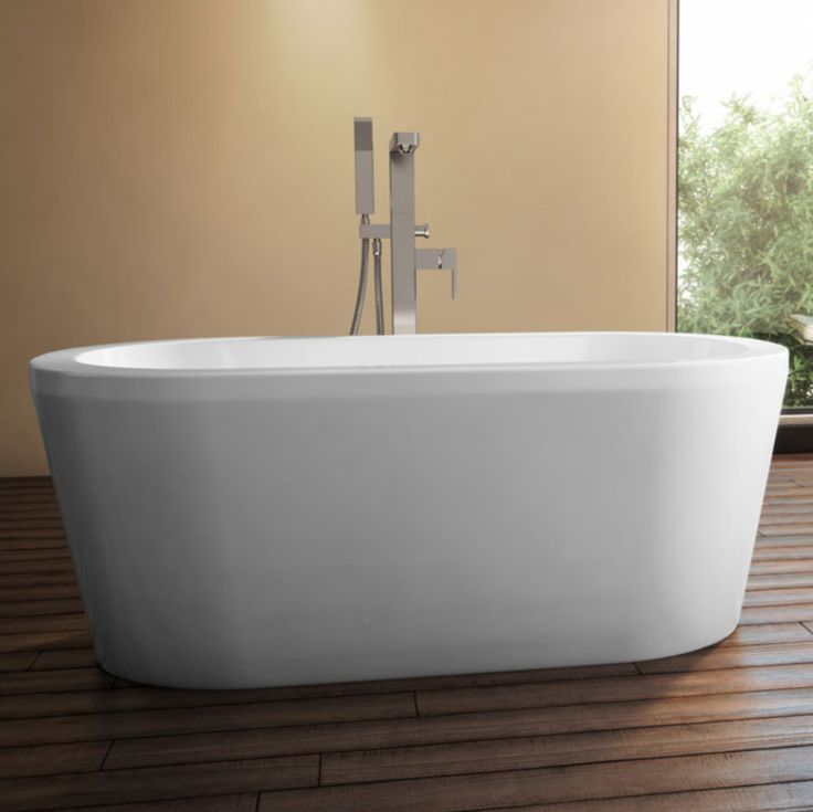 52 best produits neptune images on pinterest bathtubs for Best soaker tub for the money