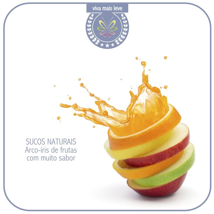 Arco-íris de Sabor e Saúde!