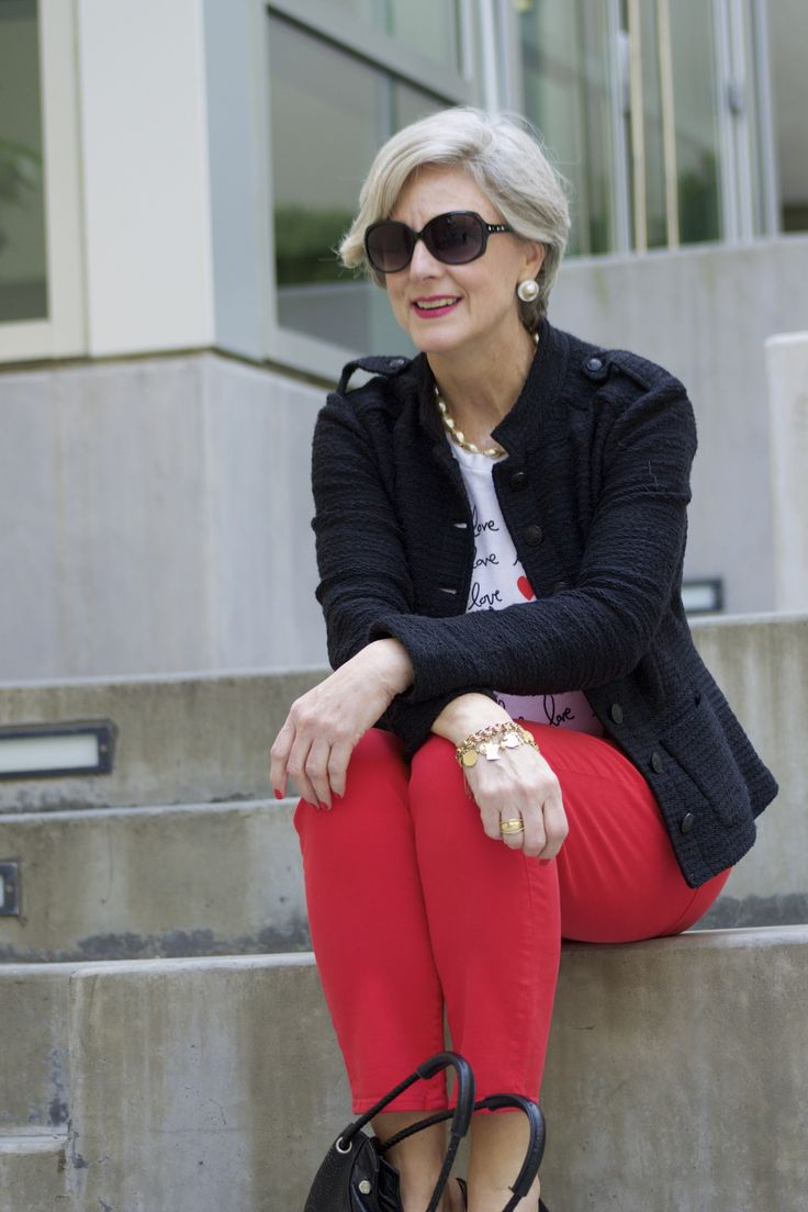 Beth Djalali @ Style at a certain age | Fashion bloggers ...