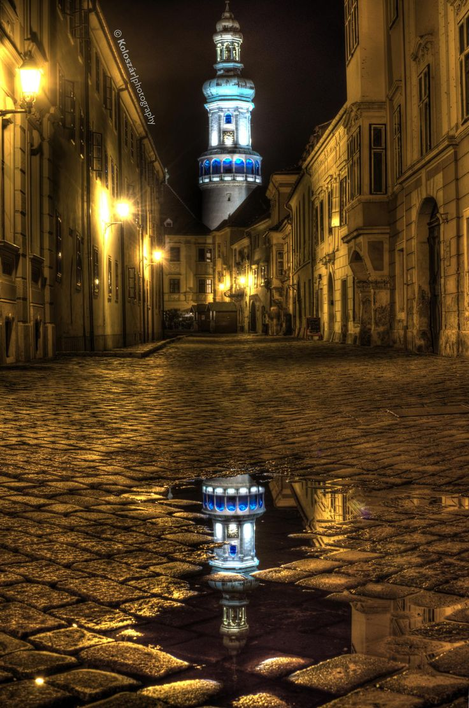 Firewatch Tower ,Sopron,Hungary