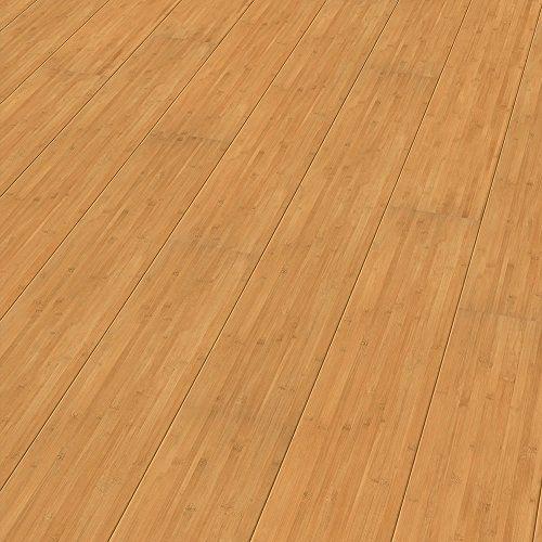 Preisgünstiges Laminat In Bambus   Optik. Laminat Ist Einfach Selbst Zu  Verlegen. Ideal Auch Für Küche Und Flur.