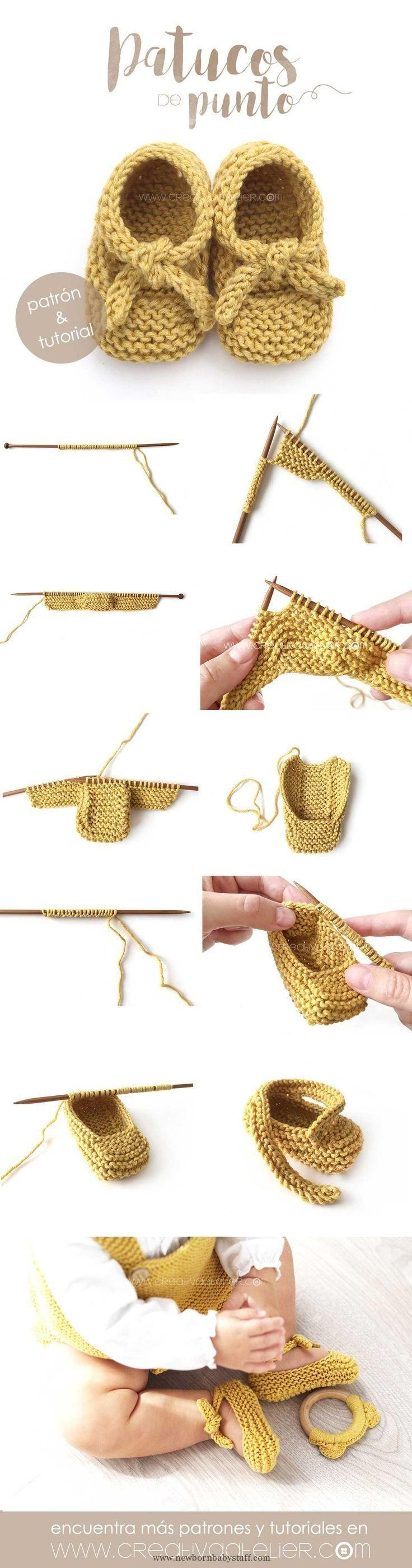 Knitting 34 Images On Essayer Best Pinterest Projets Baby À 8p8avSq