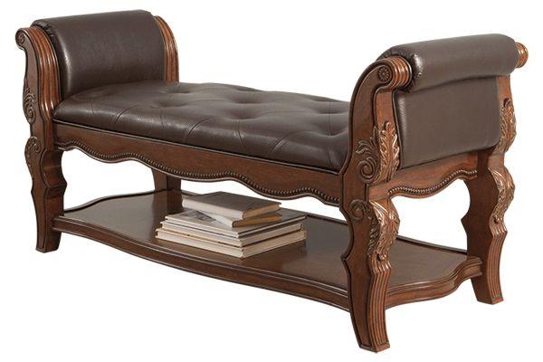 Ashley Furniture Ledelle Bench Anywhere Pinterest