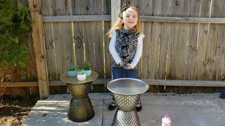 7 Easy Diy Dollar Store Patio Ideas You Can Finish This Weekend Outdoor Patio Decor Budget Backyard Diy Patio