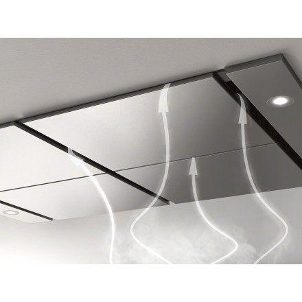 Hotte plafond MIELE