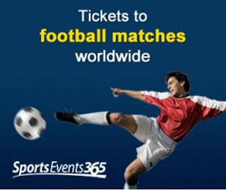 Travel 360 : Football Tickets - Best Sellers - Great Prices