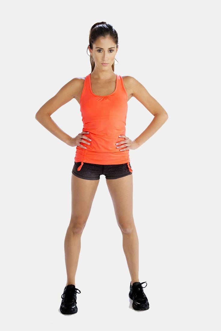 Dark Grey Peppy #Shorts for Women