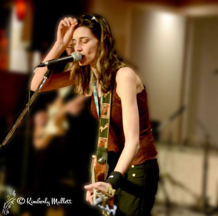 "Erin McCallum ""Bad Situations"" Blues Summit 7 2015 Toronto"