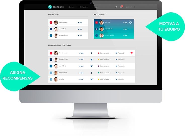 Social Raid | Level Up your reach. El juego que ayuda a tu empresa a comunicar con eficacia en las redes sociales