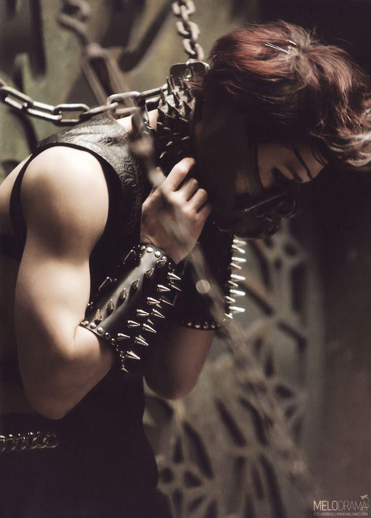 From Kim Jaejoong's (김재중) Y Album's Photobook Vol. 2