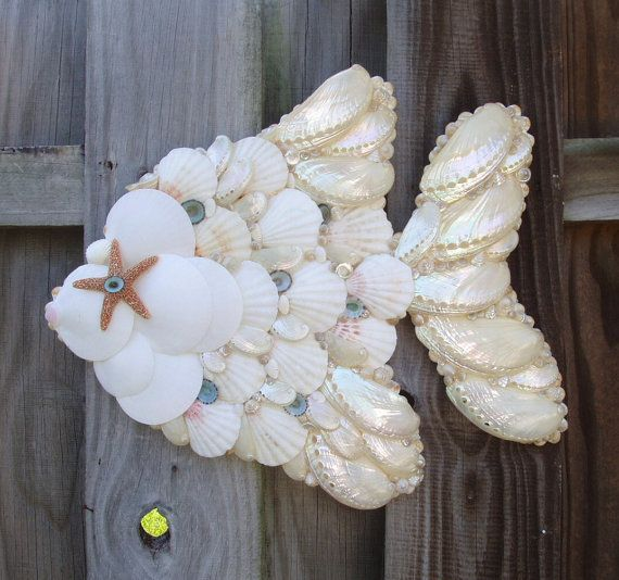 17 best images about beach button crafts on pinterest for Arts and crafts with seashells