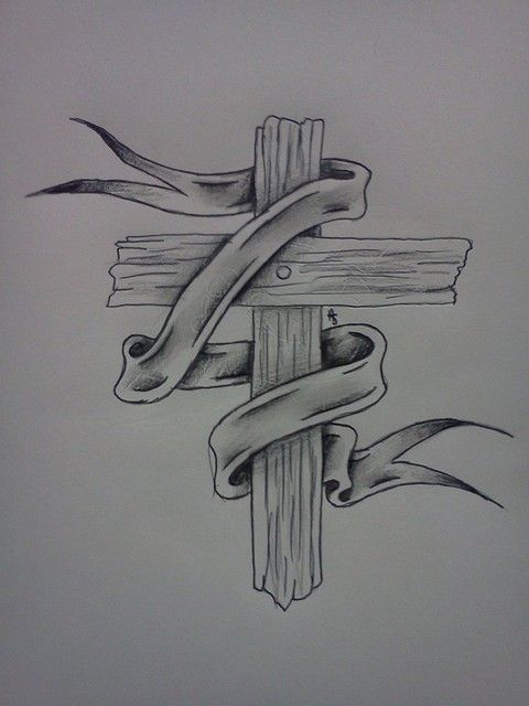 Wooden Cross Tattoo 5826.jpg