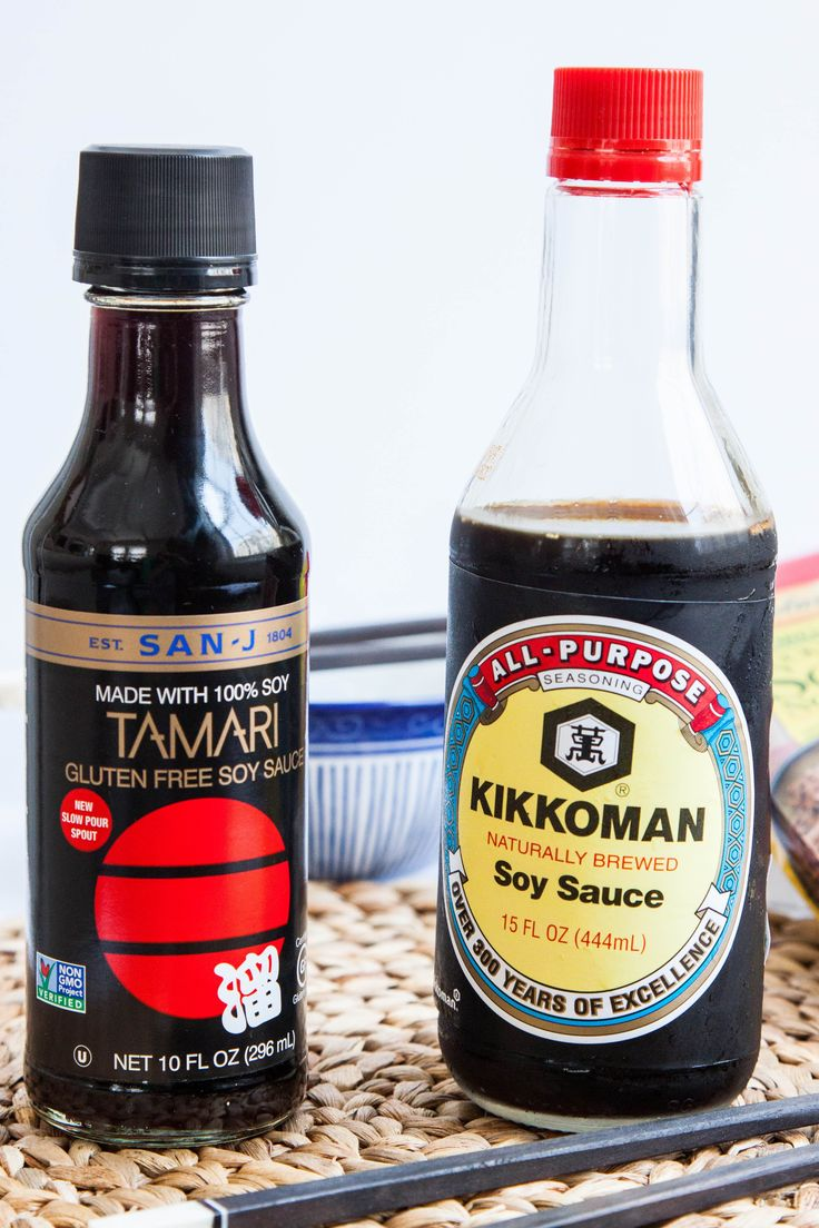 The Difference Between Tamari and Soy Sauce — Ingredient Spotlight