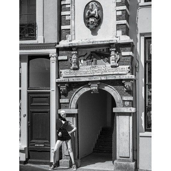 """""""Mannequin, Haarlem"""""""