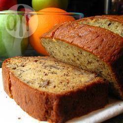 Photo de recette : Le meilleur pain aux bananes