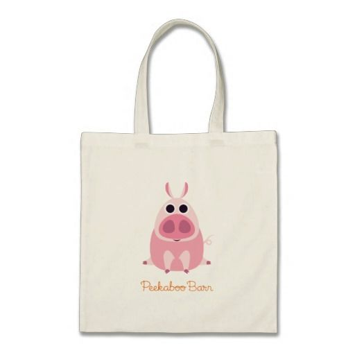Leary the Pig. Regalos, Gifts. #bolso #bag
