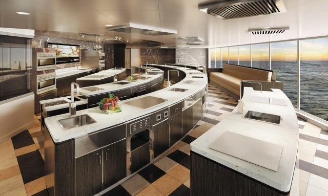 Cruzeiro culinário é nova opção de turismo marítimo de luxo Divulgação / Seven Seas Explorer /Seven Seas Explorer