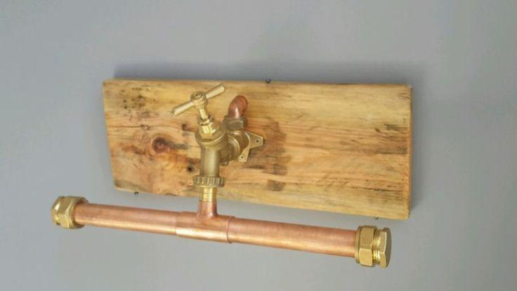 The 25 Best Toilet Roll Holder Copper Ideas On Pinterest